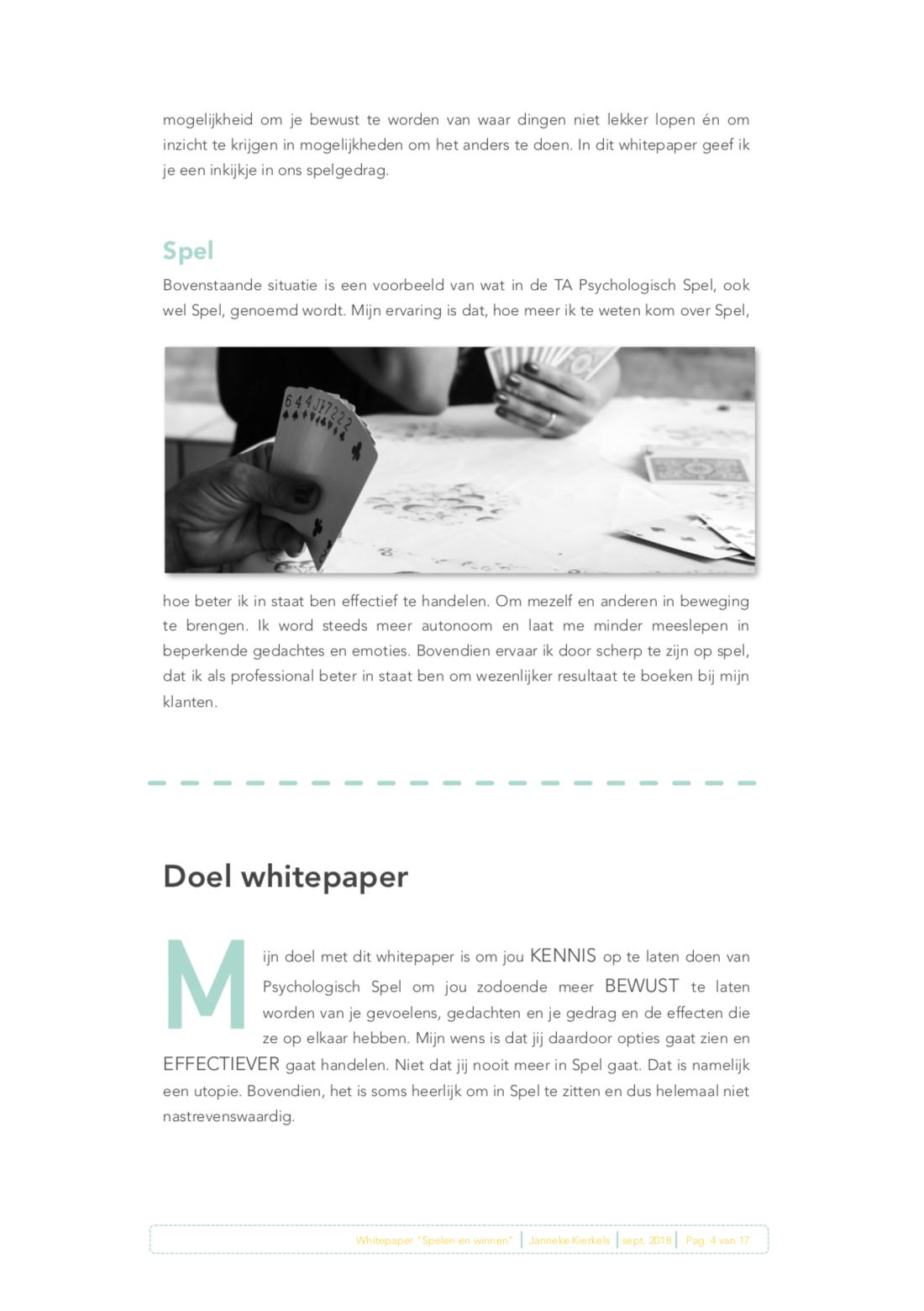"""Whitepaper """"Spelen en winnen"""" p.4"""